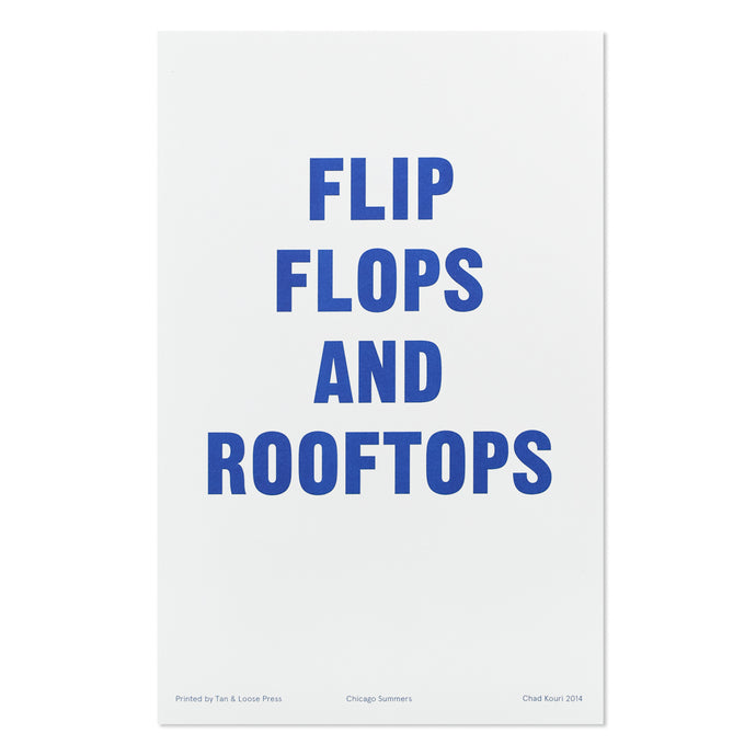 Flip Flops and Roof Tops 11