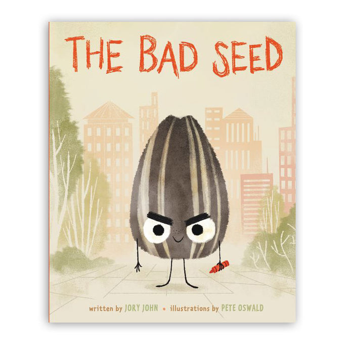 The Bad Seed Book
