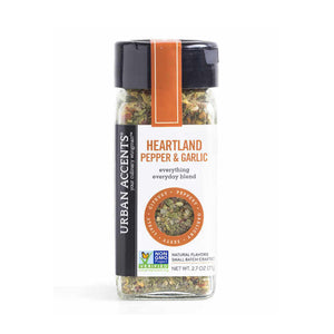 Heartland Pepper & Garlic Spice Seasoning Jar