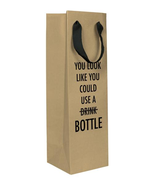 You Could Use a Bottle Wine Bag