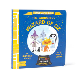 Wizard of Oz: A Colors Primer Baby Book