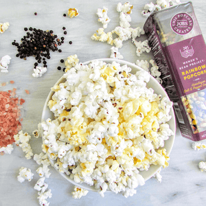 Salt & Pepper Rainbow Popcorn Set