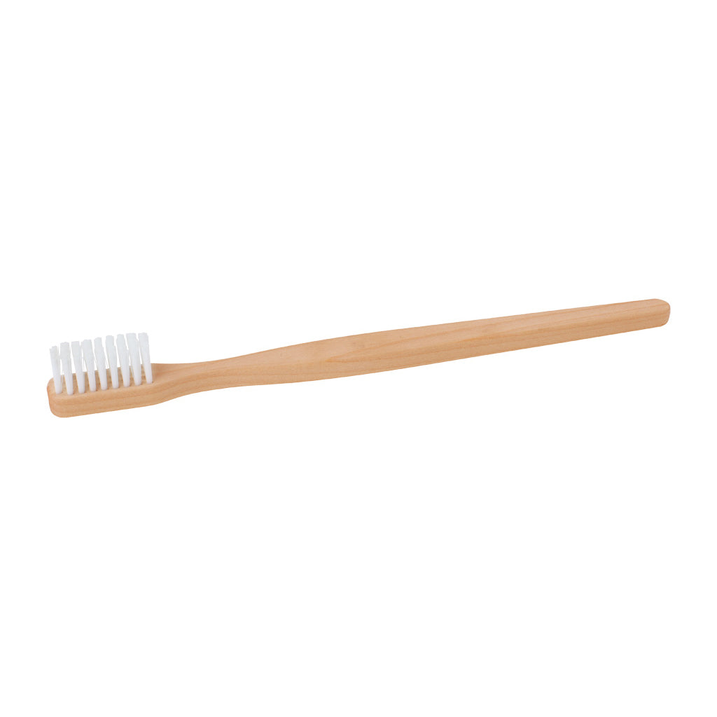 Wood Handled Eco-Friendly Toothbrush