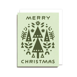 Merry Christmas Collage Holiday Card