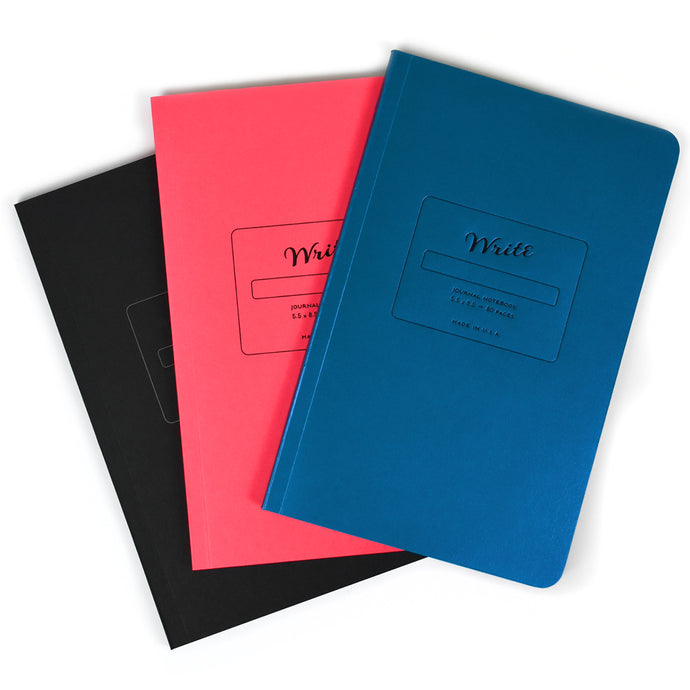 Color Series Lined Paper Journal