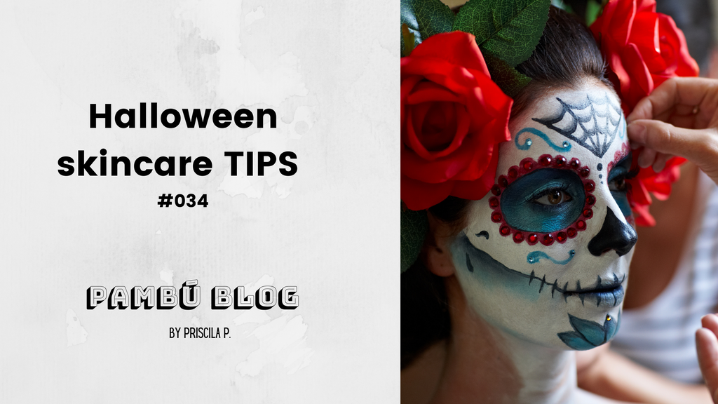 Halloween 2020 Skincare TIPS #034