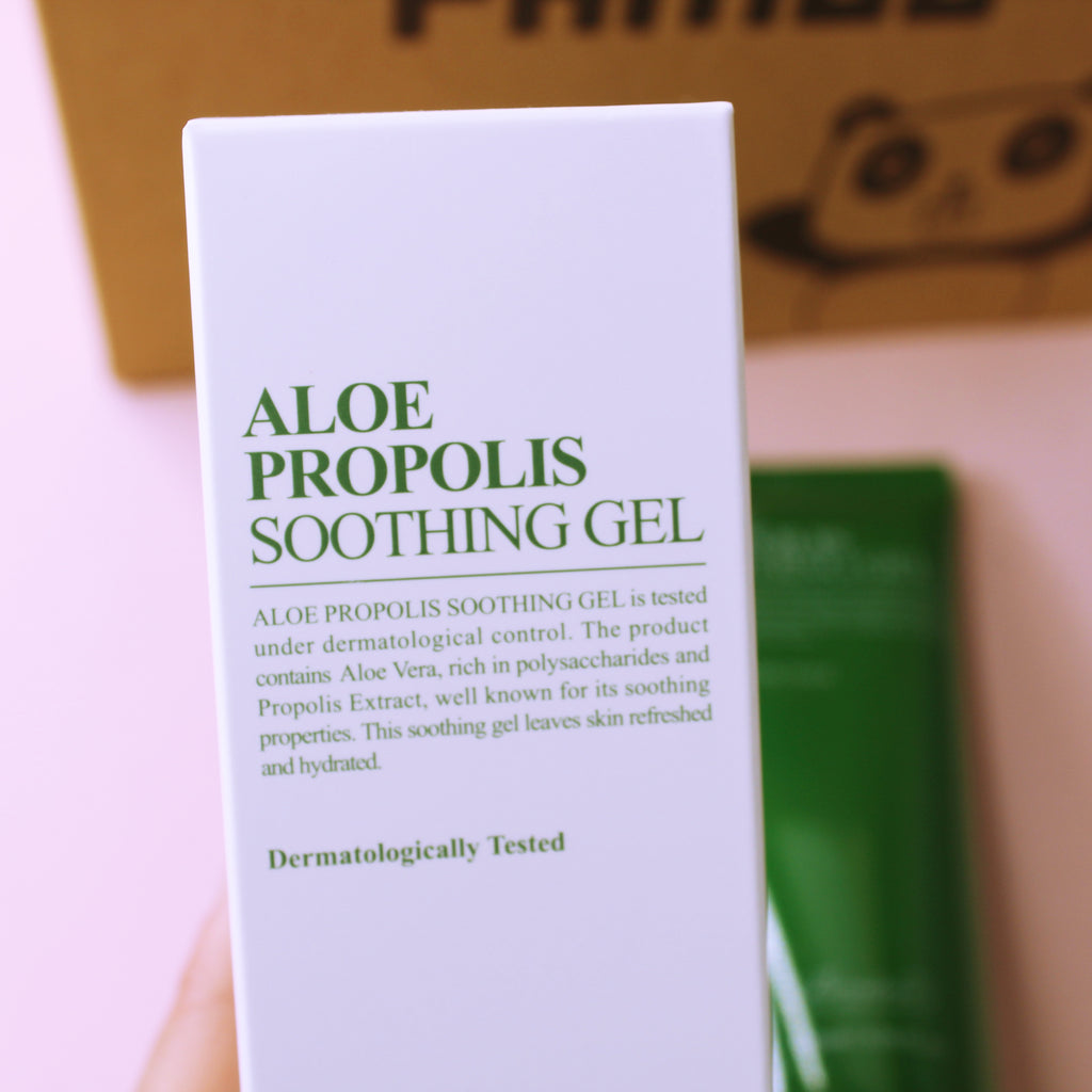 Aloe Propolis Soothing Gel 100ml. BENTON