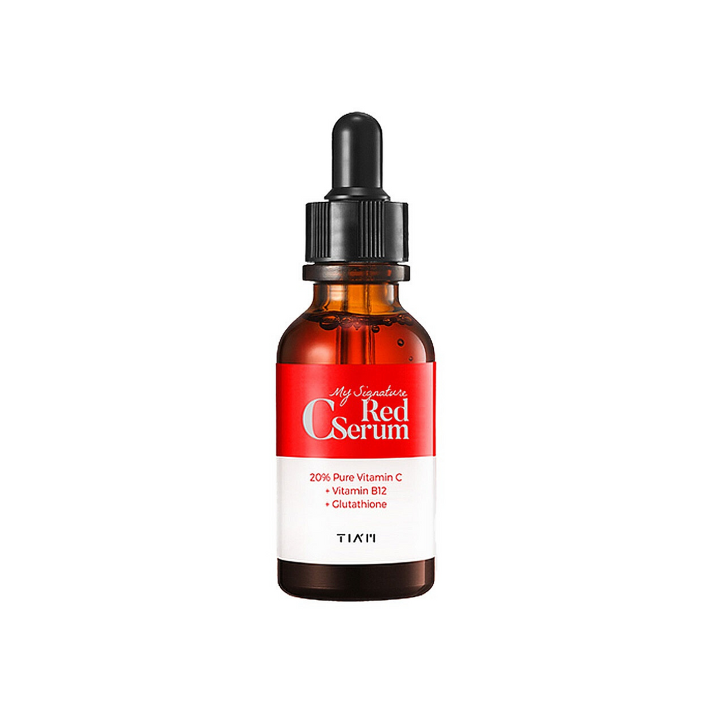 Suero de Vitamina C al 20% y Glutatión de My Signature [ Red CSerum Concentrated Brightening Serum]