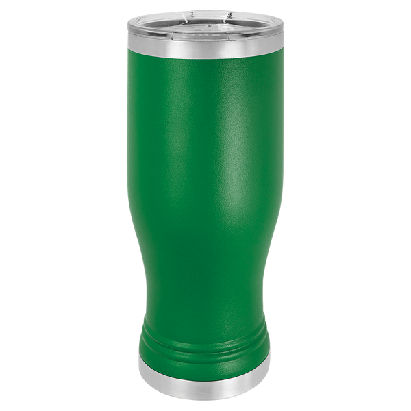 20 ounce Pilsner Tumblers with lid