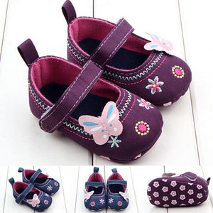 Toddler Shoes Baby Shoes Low Price Fashion Baby Shoes Butterfly Soft Sole Toddler Shoes