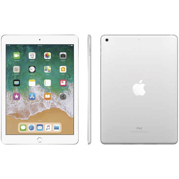 Apple iPad 9.7 (2018) [Wifi+Cellular/2GB RAM,32/128GB ROM] Original Msia