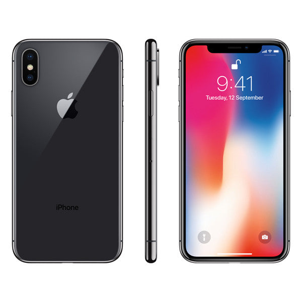 Apple iPhone X [3GB RAM,64/256GB ROM] Original Msia