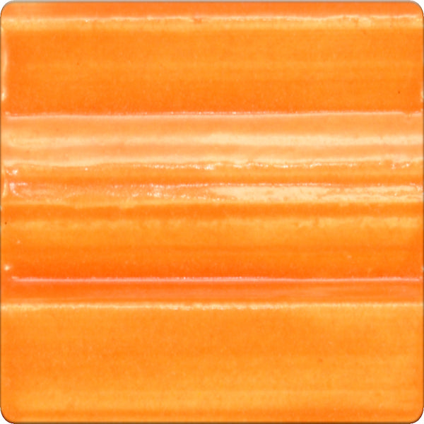 Bright Orange Glaze Cone 5 - 6