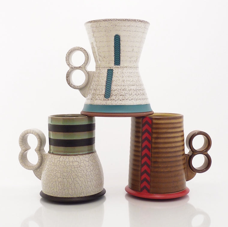 June 24 - 28: FUNCTIONAL POTTERY: UTILITY & SCULPTURE WITH ERIC VAN EIMEREN