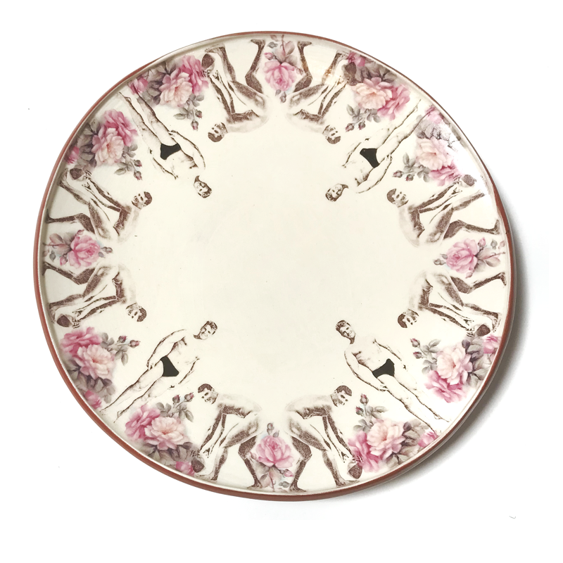 Dinner Plate / Wesley Harvey