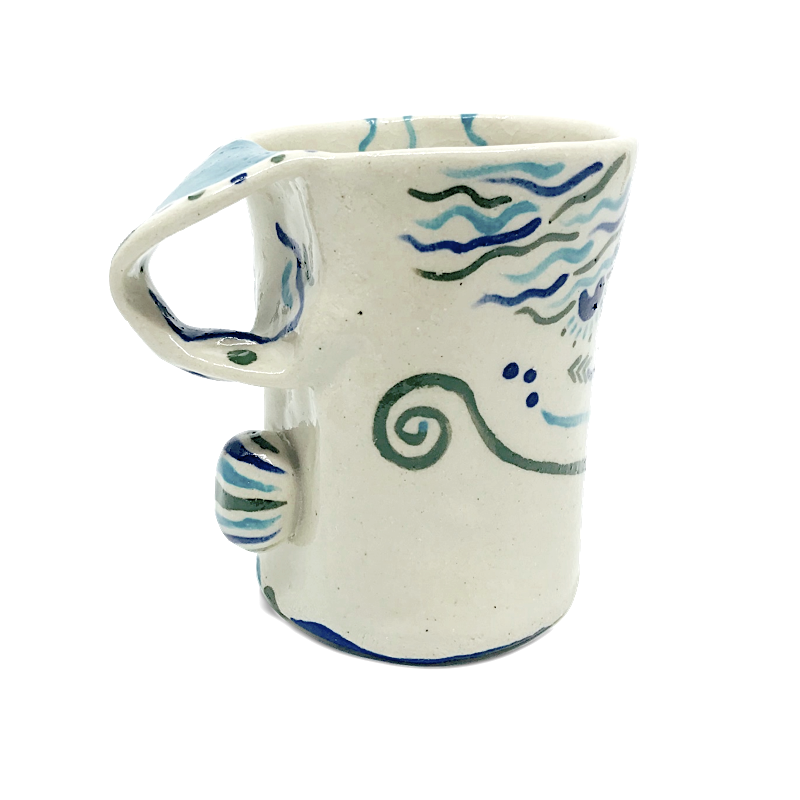 Medium Mug / Bettina Milliken