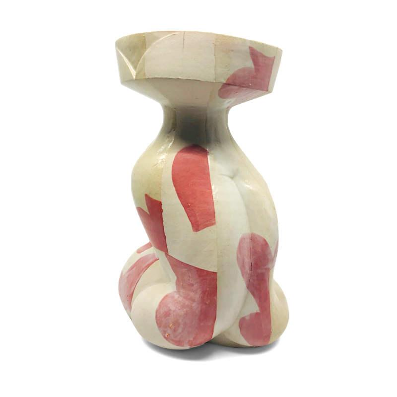 Vase Centerpiece / Malcolm Mobutu Smith