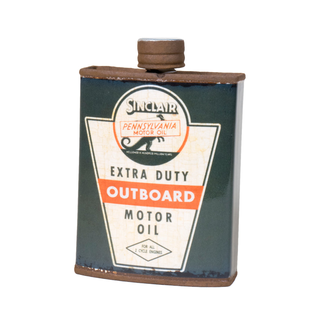 Sinclair Outboard Hip Flask / Mitchell Spain