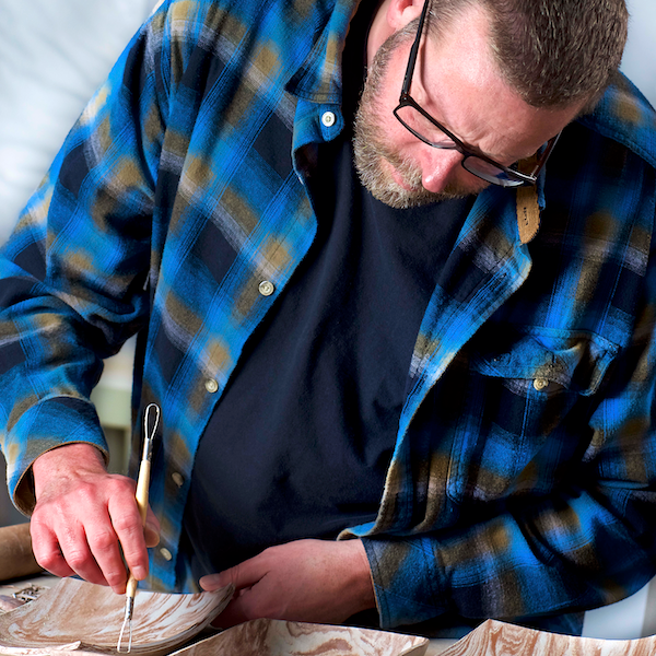 WED 10:00 AM - 1:00 PM: INTERMEDIATE HAND BUILDING WITH NOAH STARER