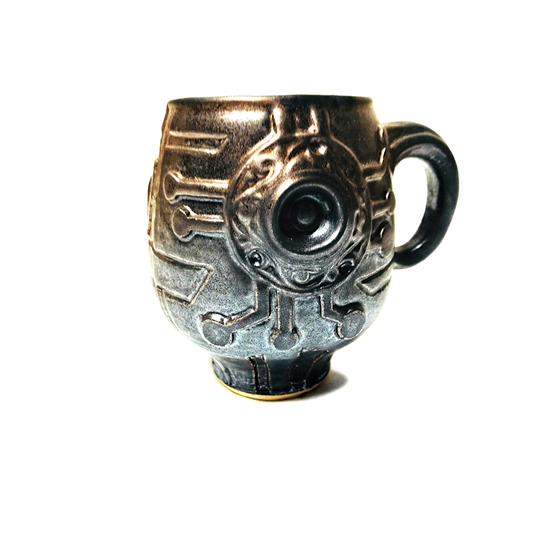 Mechanical Mug / Wesley Wright