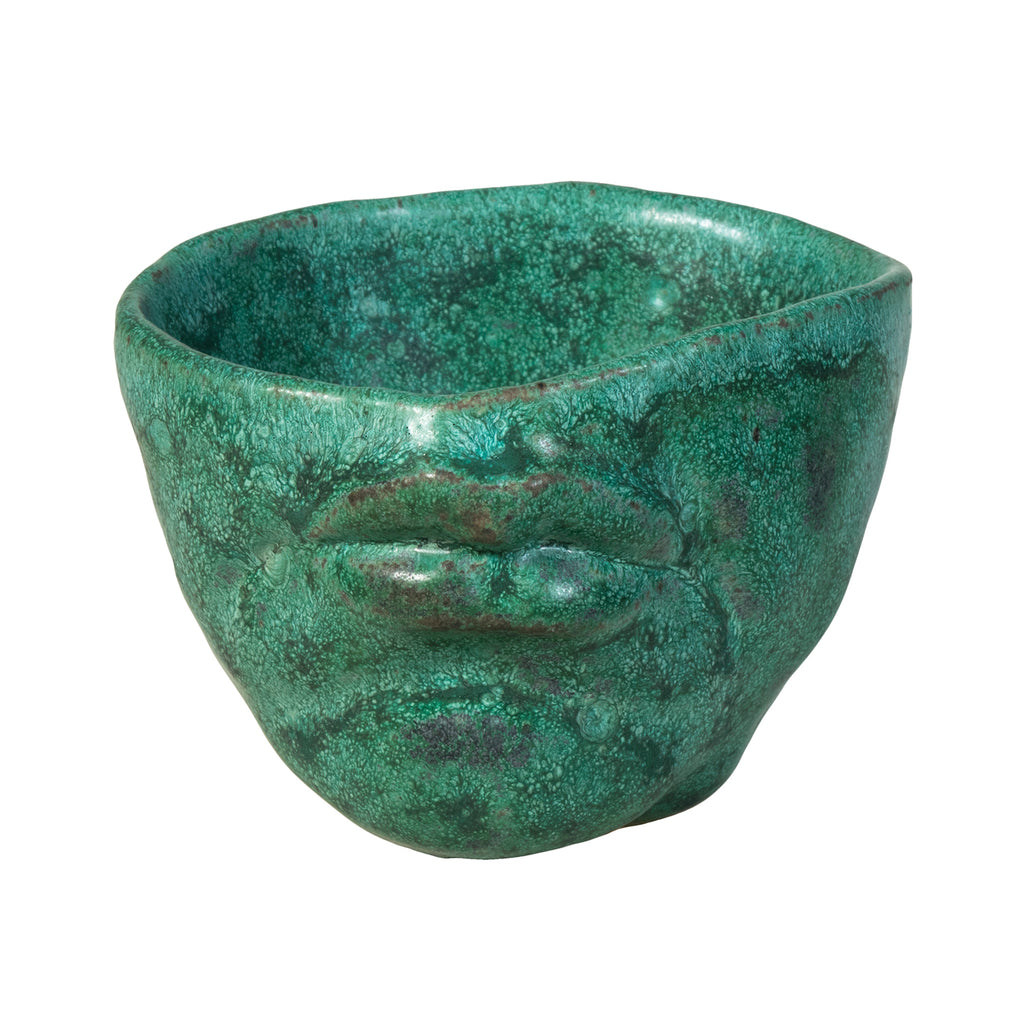 Green Mouth Cup / Adrian Arleo
