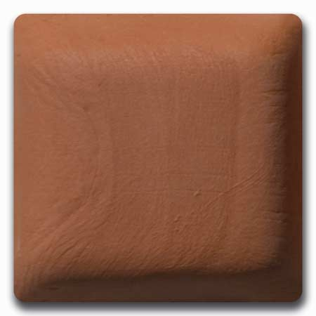 This outstanding Ohio red clay earthenware formula is excellent for throwing, has good strength, and works well for Majolica ware. Fires warm red in oxidation from Cone 06 to Cone 2.
