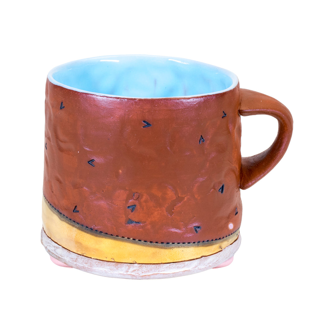 Bling Divided Mug / Didem Mert