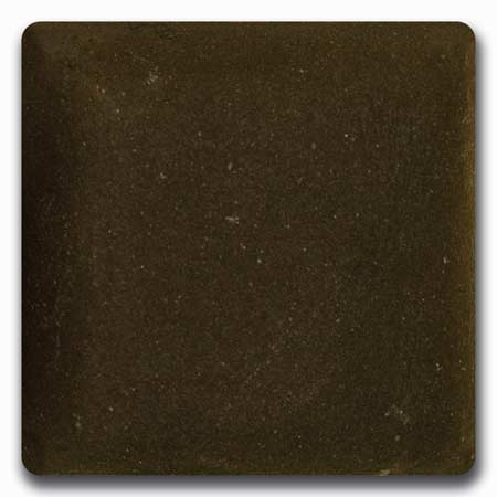 A pliable clay with smooth grog and color from manganese and iron. Fires almost black when reduced and dark brown/black in oxidation.