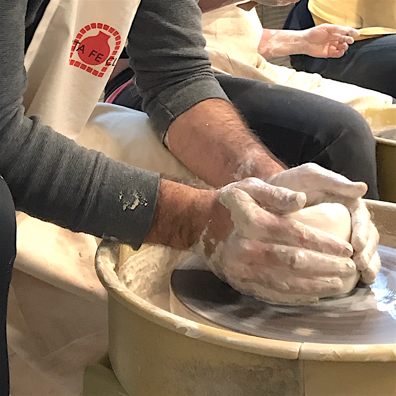 4 WKS (MARCH)/TUE 10:00 AM - 1:00 PM: Beginning Wheel With Clay Hicks