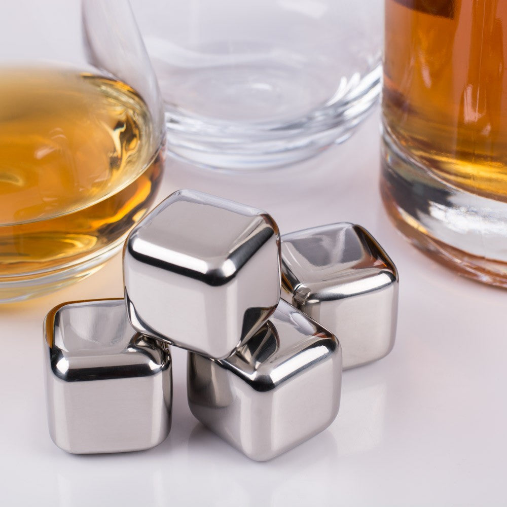 Stainless Steel Wine Ice Cubes