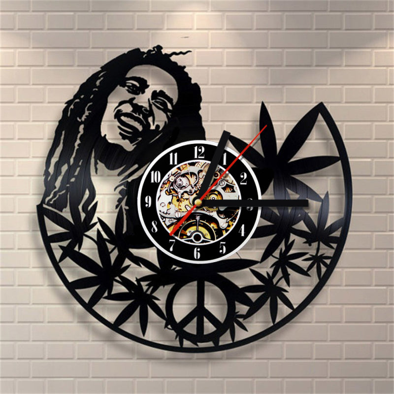 "12"" Vinyl Bob Marley 420 Clock LIMITED EDITION"