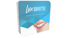 LuxBrite Teeth Whitening Accelerator  Personal Kit + Free EcoFriendly Toothbrush + BlanCrisp + Free Shipping