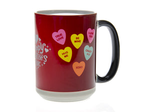 Happy Valentine's Day Magic Mug