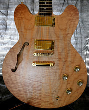 Custom Lucinda, a Modern Jazz Guitar