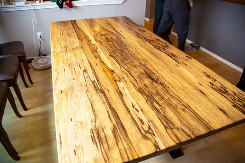 Sherwood Dining Table with Benches