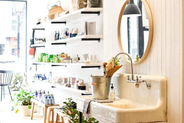 Health Hut features natural beauty brands from Toronto and abroad to fit different budgets and lifestyles.
