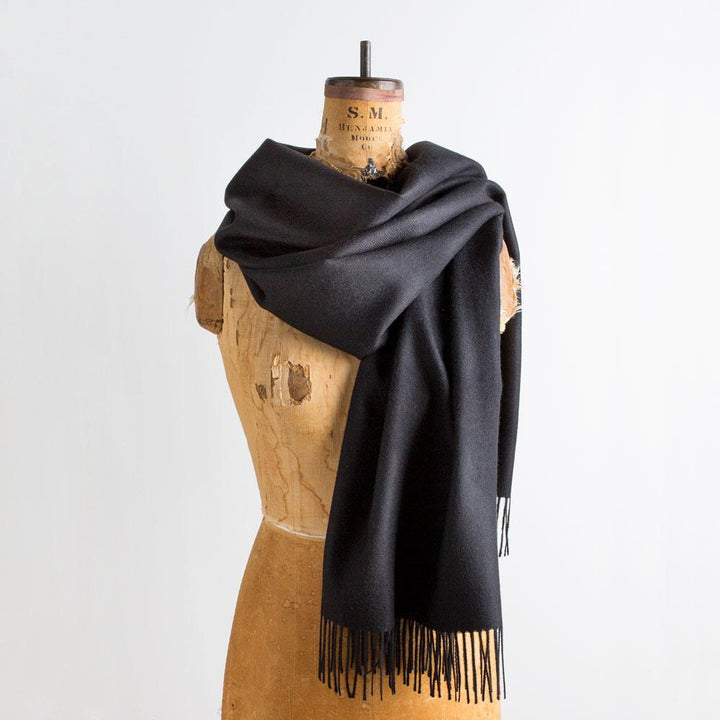 Oversized Scarf - 100% pure Baby Alpaca Wool