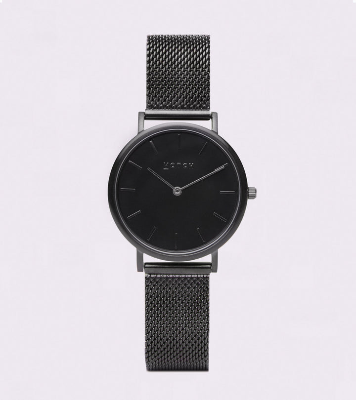 VOTCH MESH PETITE- All BLACK