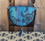 Sweet Pea Saddle Bag