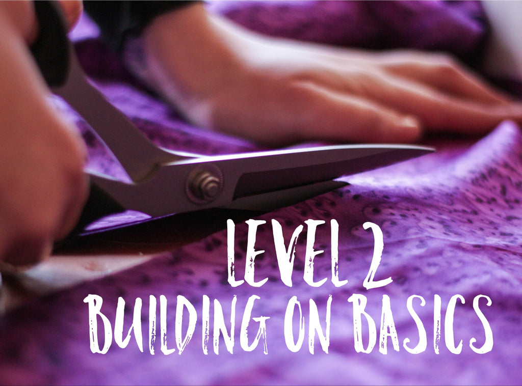 Level 2 Building on Basics- Weekend Workshop