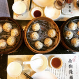 Dumplings at yu garden