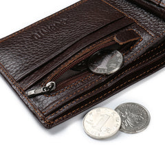Genuine Leather Wallet - Eagle