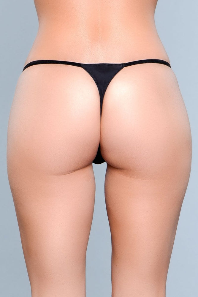 BW1541B My Go-To Thong - Black