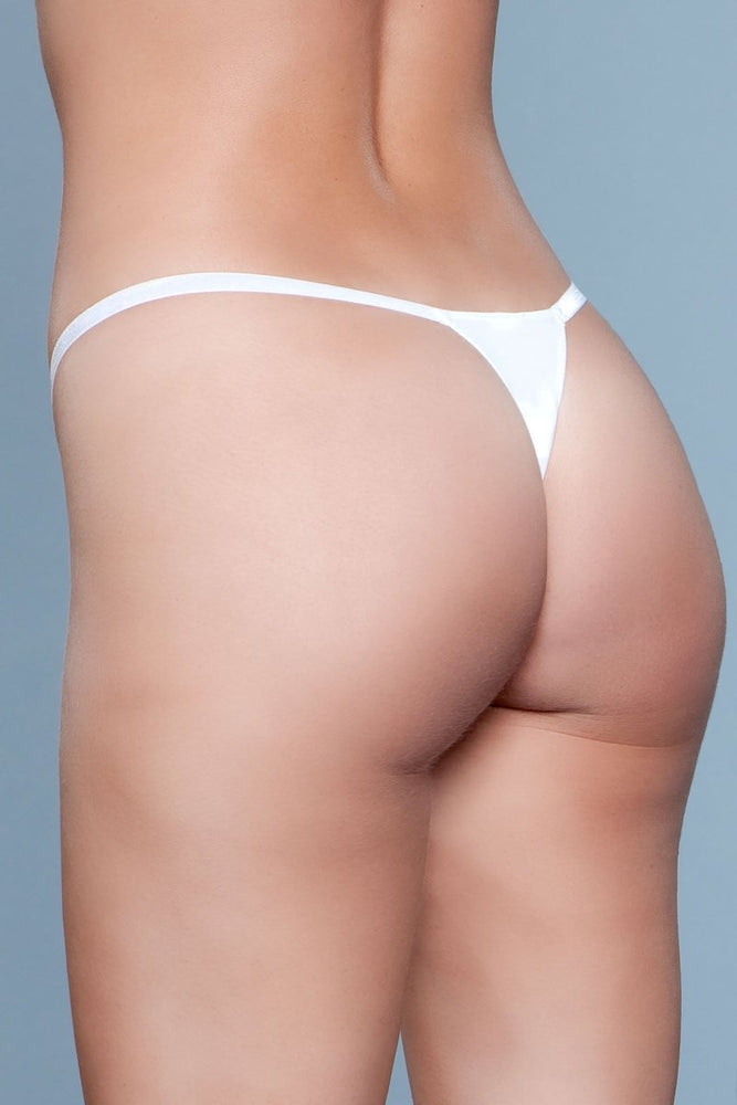 BW1541W My Go-To Thong - White