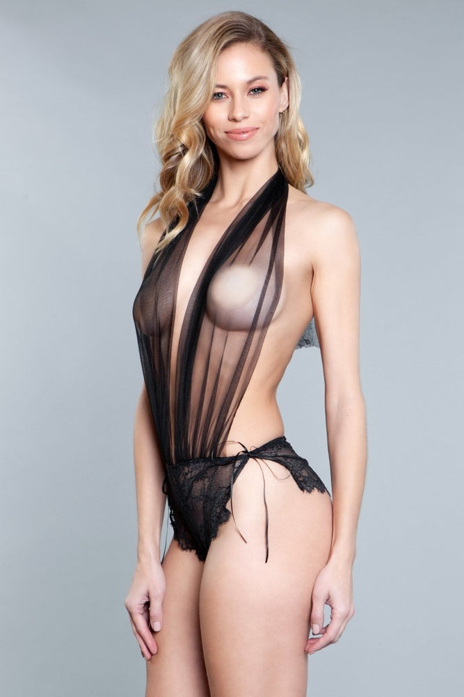 1875 Alessandra Teddy Black