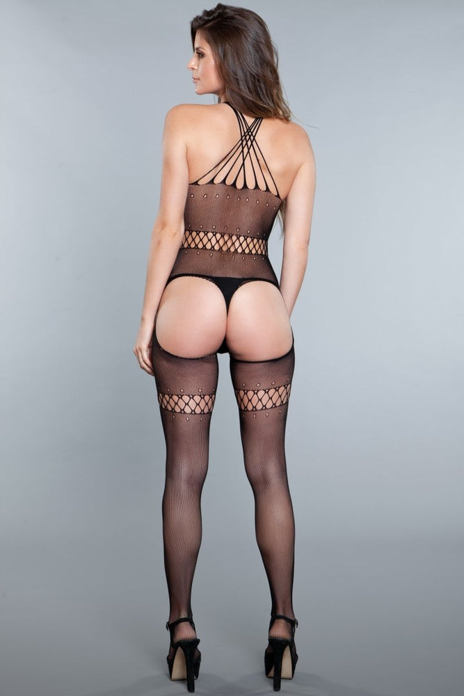 1891 Intoxicating Love Bodystocking
