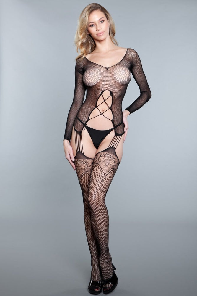 1892 Little Secrets Bodystocking