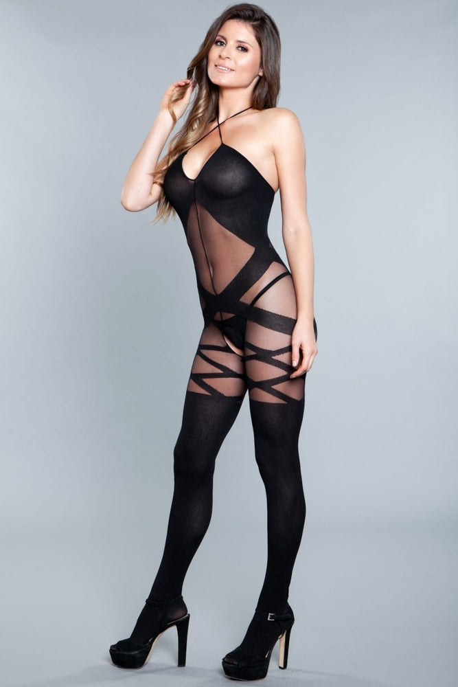 1897 In Your Bed Bodystocking