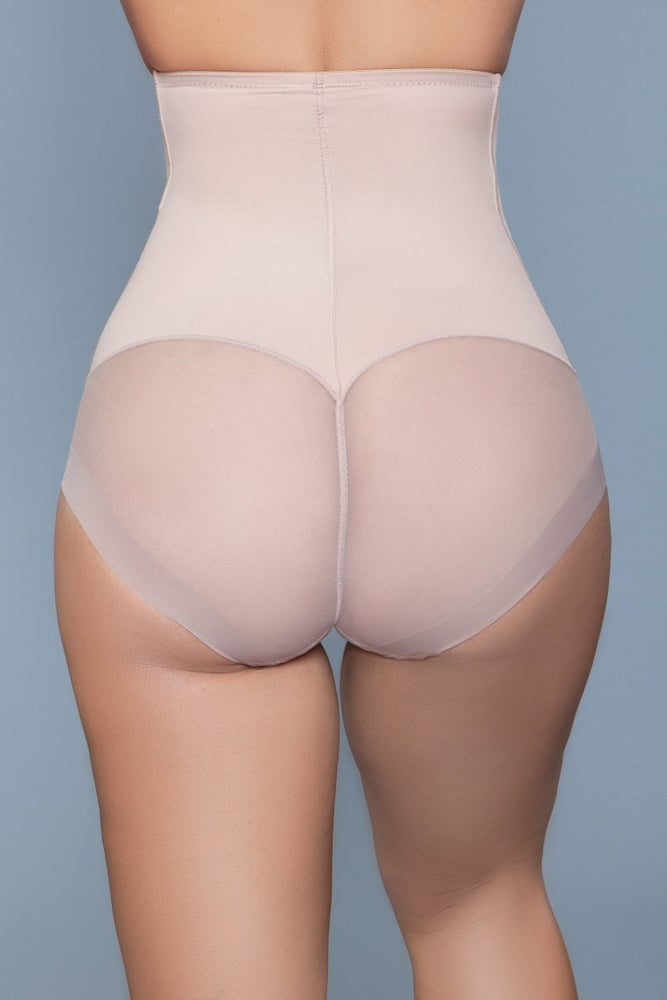 2008 Peachy Soft Shapewear Brief Nude