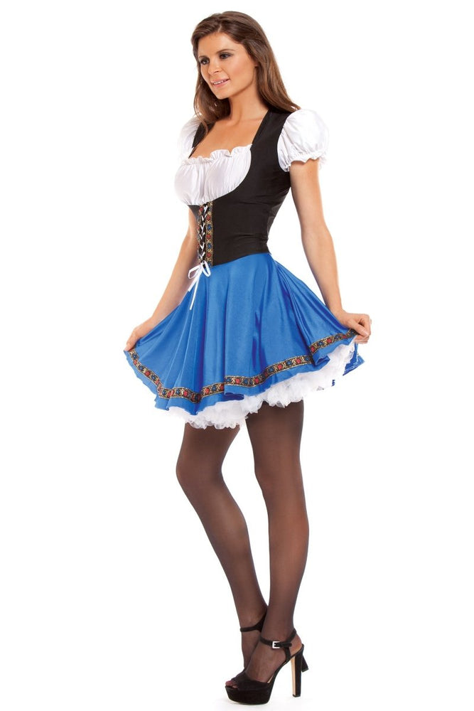 BW1324C Sexy Wench Dress Costume
